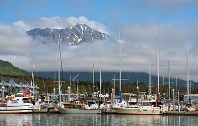 Alaska, Kenai Fjords National Park, Seward