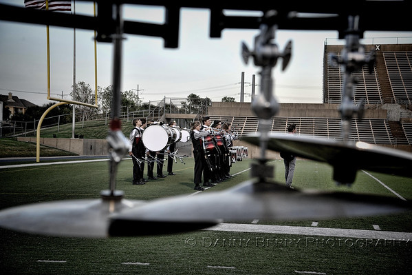 Plano Drum Line Competition