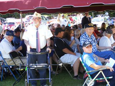 Memorial Day Ceremony 2013