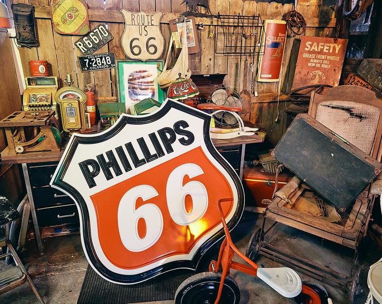 Route 66 - Paris Junction - Gay Parita
