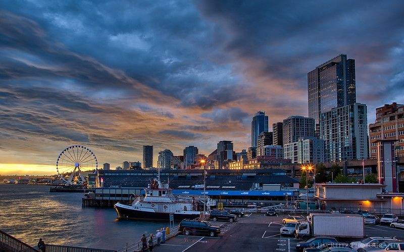Seattle Sunset