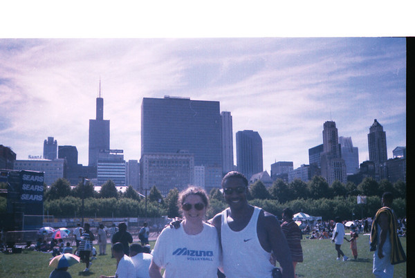 19990625 Taste of Chicago/Earth Wind & Fire Concert