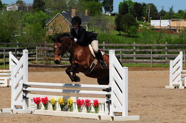 49-53-Pony Hunter OF - Handy Hunter OF