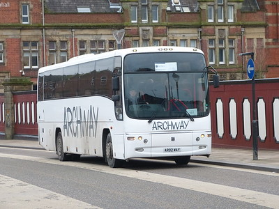 Archway Travel, Fleetwood