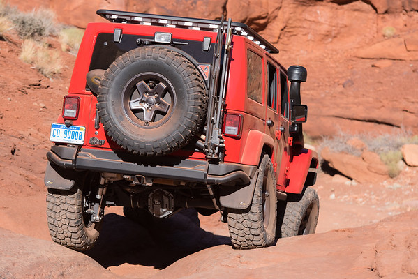 JK350 - Red - Moab