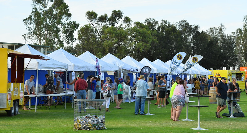 2019 Waikerie Australia Day Celebrations (until the rain came)