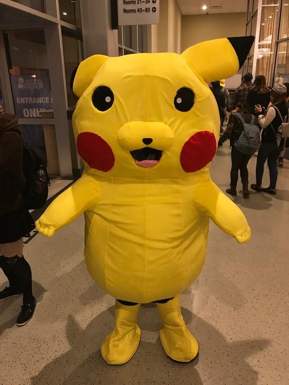 ACEN 2017 pikachu