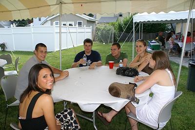 Matt's Garduation Party 2007/6