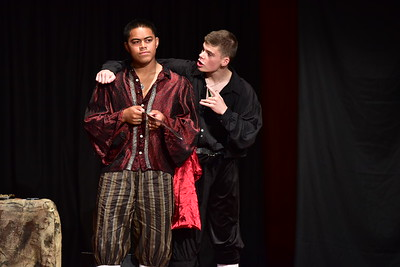 Scots College: Othello - Act III sc iii