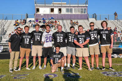 5.02 PRHS Men's Lacrosse Senior Night
