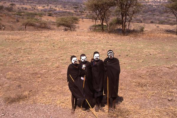 Tanzania - July 2001
