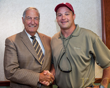 Gene Stallings - Prosthetics Meeting