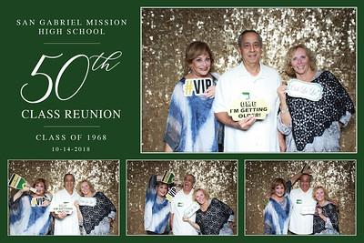 San Gabriel MIsson High School 50th Class Reunion