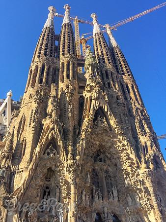 Barcelona's Gaudi
