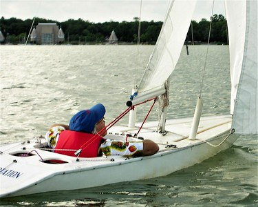 LHYC Yearbook 2018 Adaptive Sailing