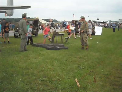 Reading Airshow video