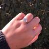 3.46ct Old European Cut Diamond GIA M, VS1 51