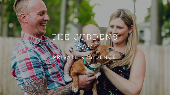 THE JURDENS ////// PRIVATE RESIDENCE