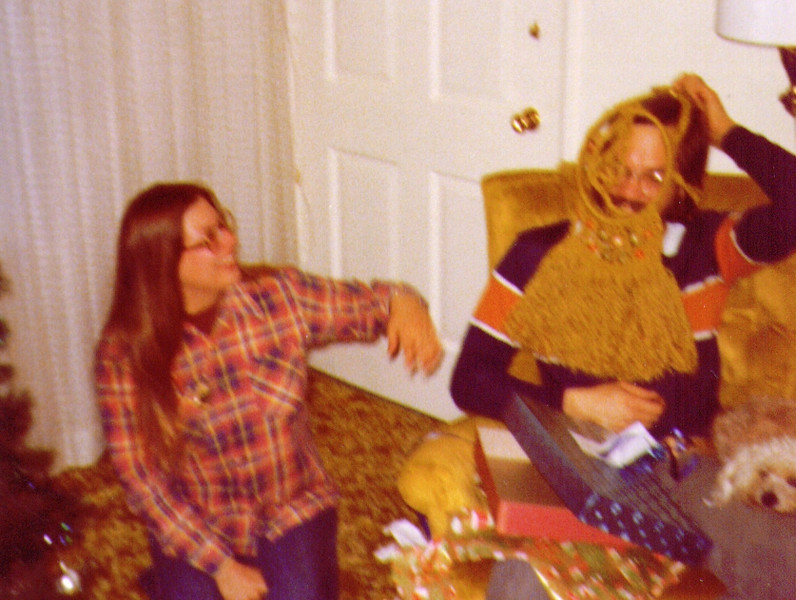 Connie & Dave, Another Xmas in Ogden .jpg