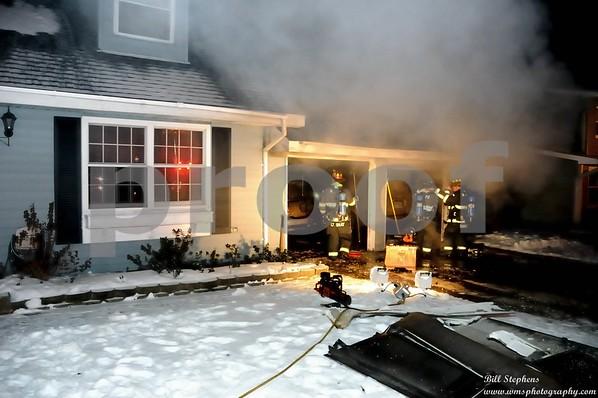 HOUSE FIRE   01/20/2016