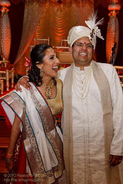Darshil and Teraneh Wedding