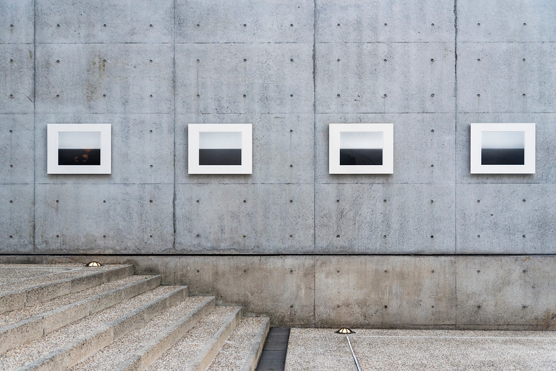 Art Exhibits, Benesse House Museum, Naoshima, Japan