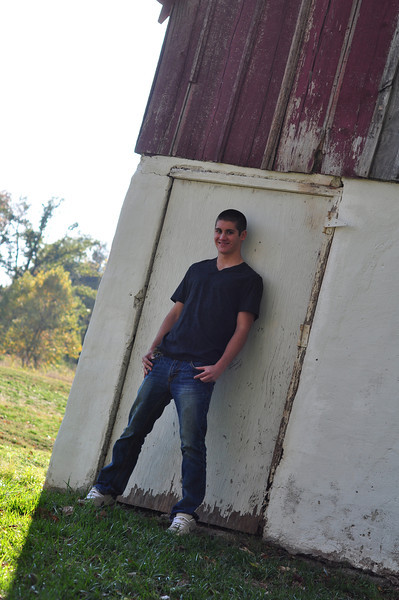 Senior Session with Kyle