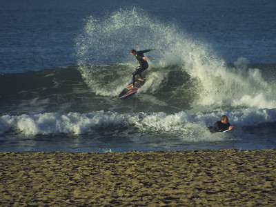 1/6/20 * DAILY SURFING PHOTOS * H.B. PIER