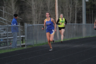 Manton Invite Girls 1600 Relay