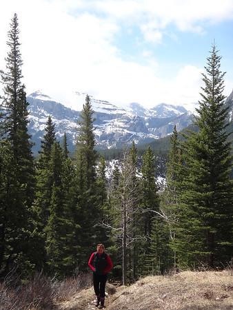 Upper Ghost hike w/Valerie