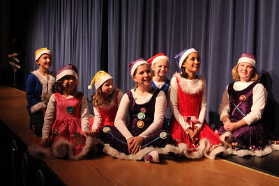 Elf Dress Rehearsal