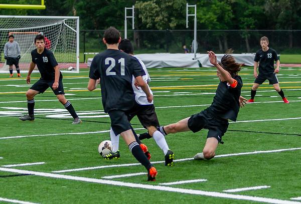 Set three: Boys Varsity Soccer v Bridgeport Nisqually Championships 05/15/2019