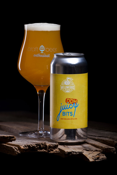 Weldwerks Brewing Company: Double Dry Hopped Juicy Bits