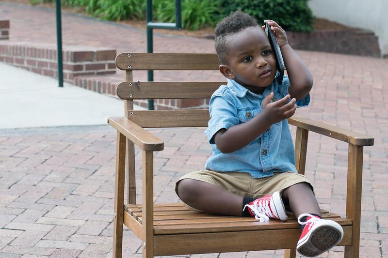 Xavier - Branisha & Eric's son