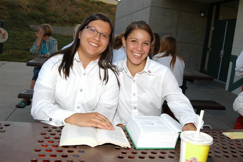 Westernaires 2010 Tenderfoot Graduation
