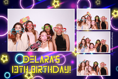 Delara's 13th Birthday