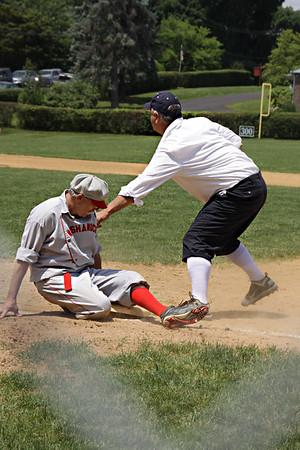 Baseball-Vintage-Newtown Strakes vs Flemington Nashonock