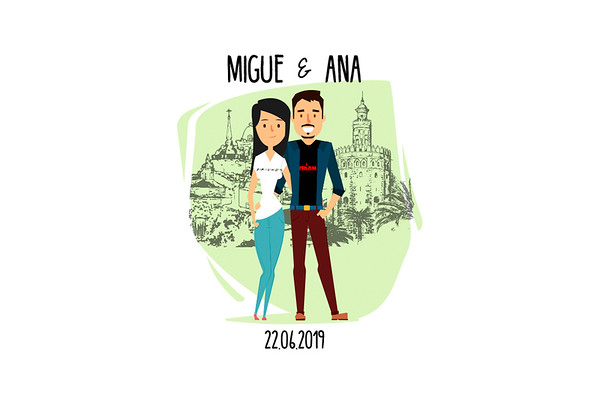 Ana & Migue - 22 junio 2019