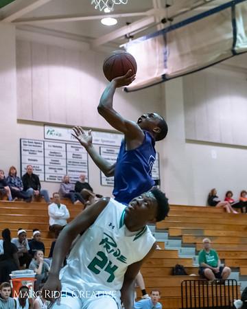 Broughton basketball at Leesville. February 5, 2019. 750_2482