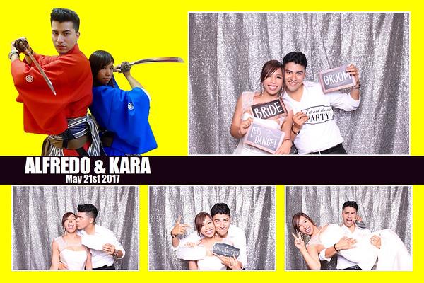 2017-05-21 Alfredo & Kara