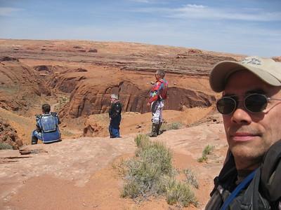 Moqui Canyon & San Juan Mesa, Utah, 4-28-2008