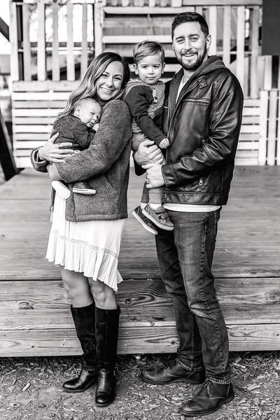 Emilia + Matt and Brianna + Austin Family 2020