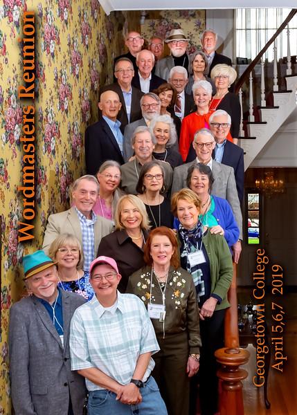 Wordmasters Reunion- Georgetown College April 6 2019