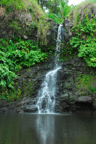 Water Falls and Fountains