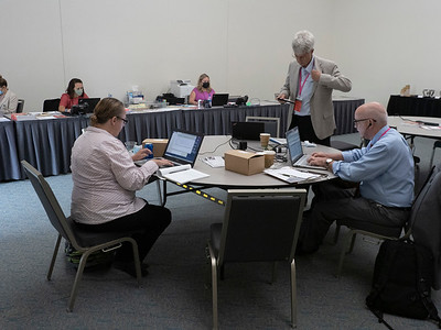 31 Press Room Operations
