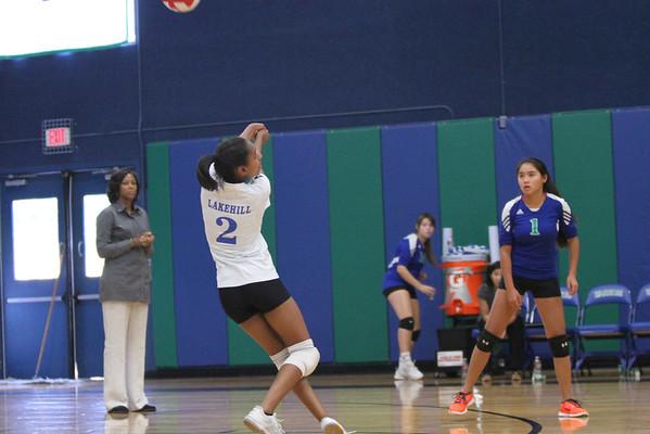 JV girls volleyball 9/5/13