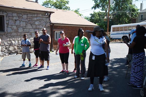 YWCC Happy Feet Walk - 2014-06-28