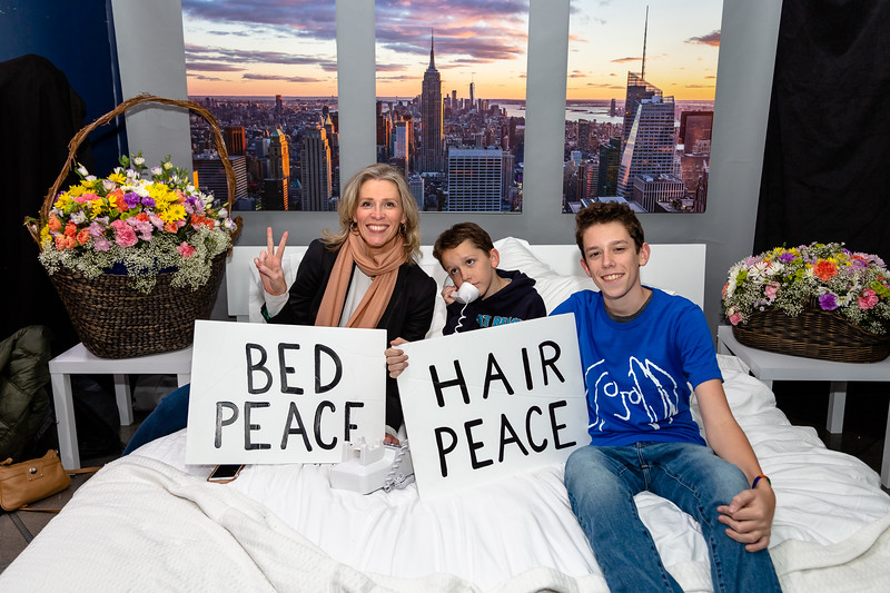 2018_10_17, Adorama, Bed, Bed In, New York, NY, Photo Booth