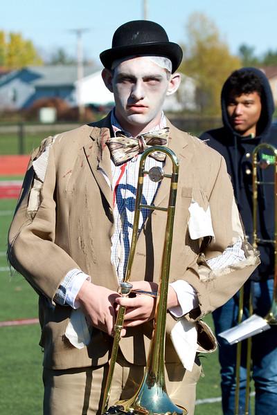 2014, November 1 Halloween performance