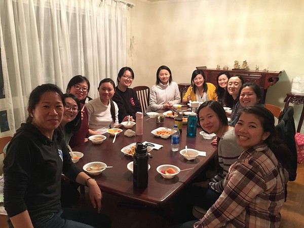 2019/03/15 Sister's overnight outing